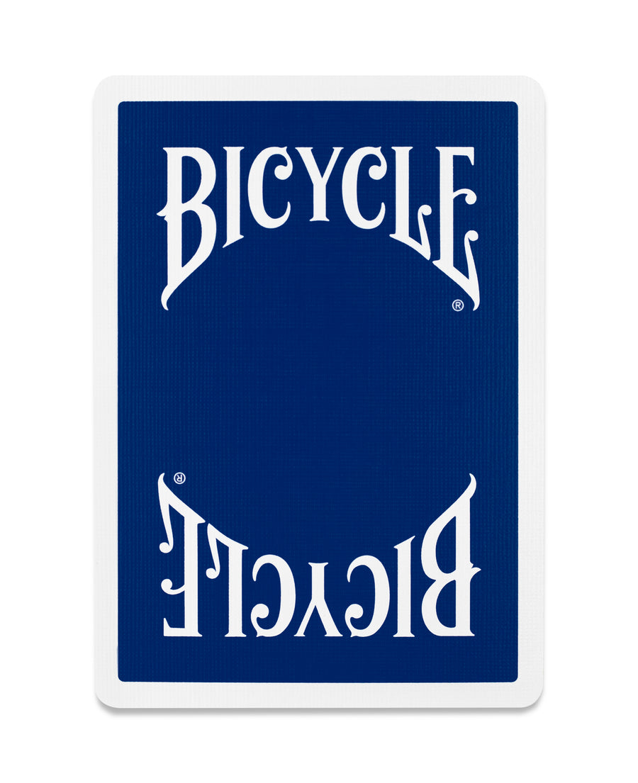 Bicycle Insignia: Blue