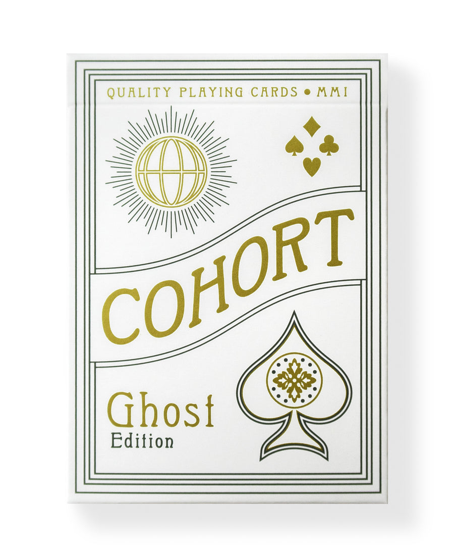 Cohort: Ghost Edition