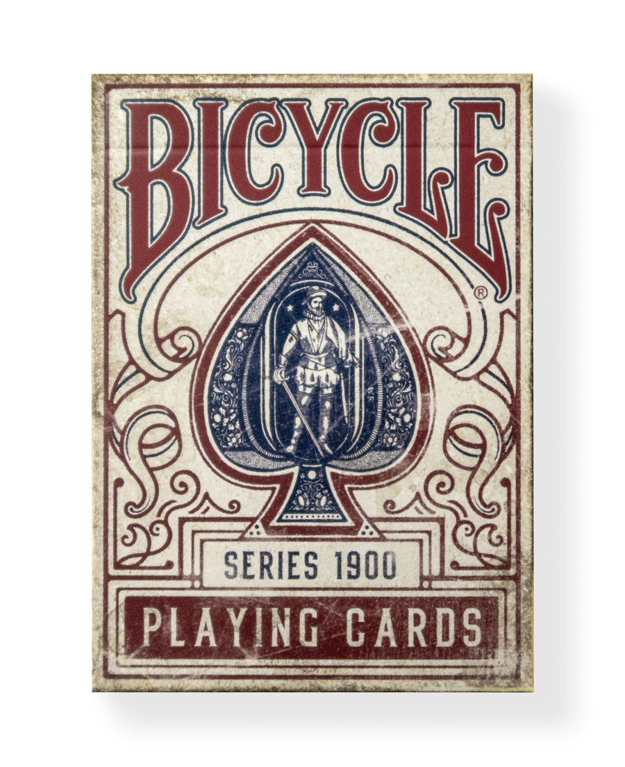 Bicycle 1900: Red