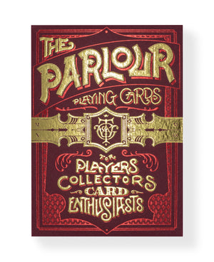 The Parlour: Red