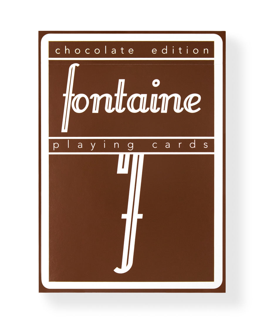 Fontaine: Chocolate