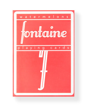 Fontaine: Watermelons