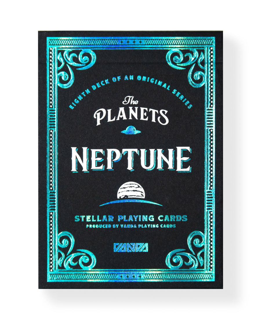The Planets: Neptune