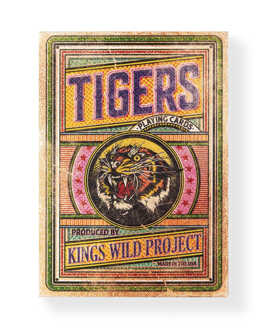 Kings Wild Tigers