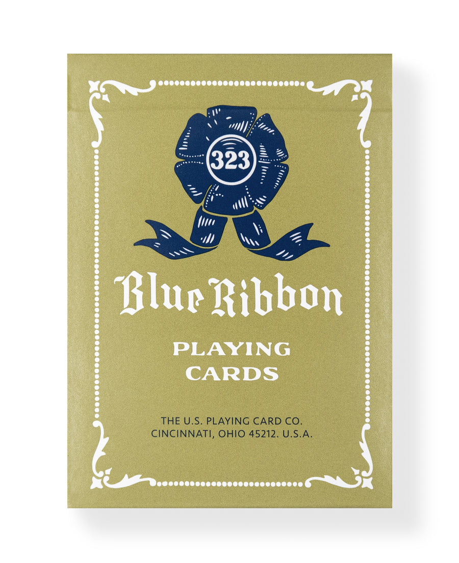 Blue Ribbon: Red