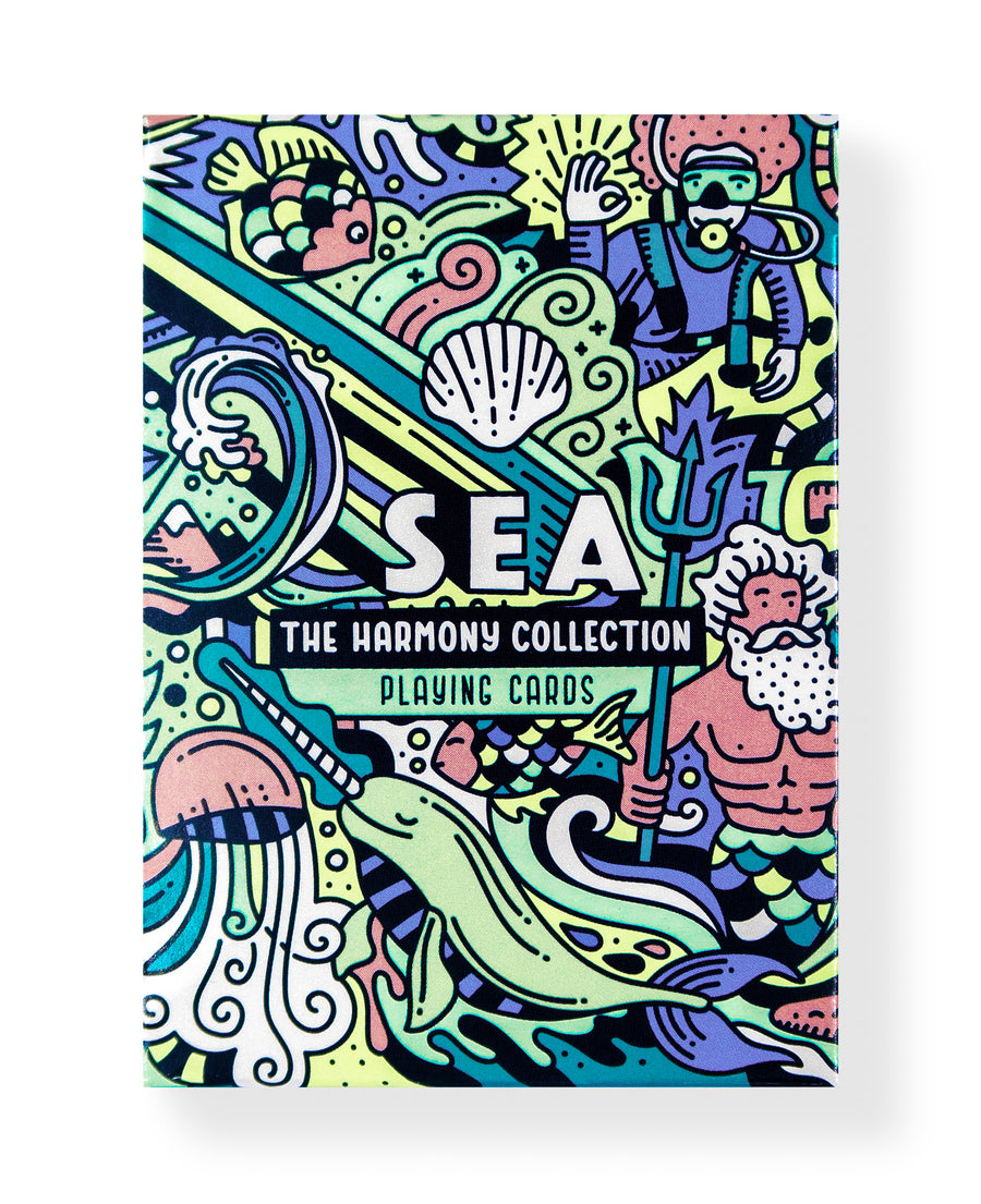 The Harmony Collection: Sea