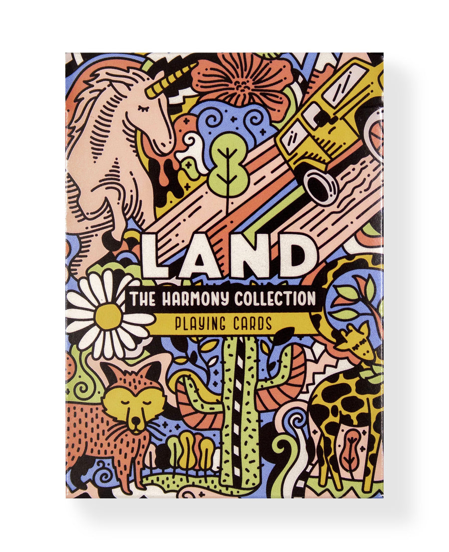 The Harmony Collection: Land