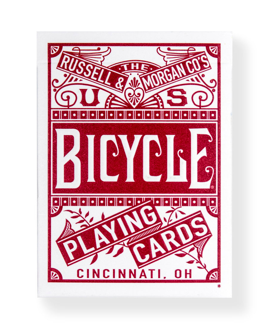 Bicycle Chainless: Red