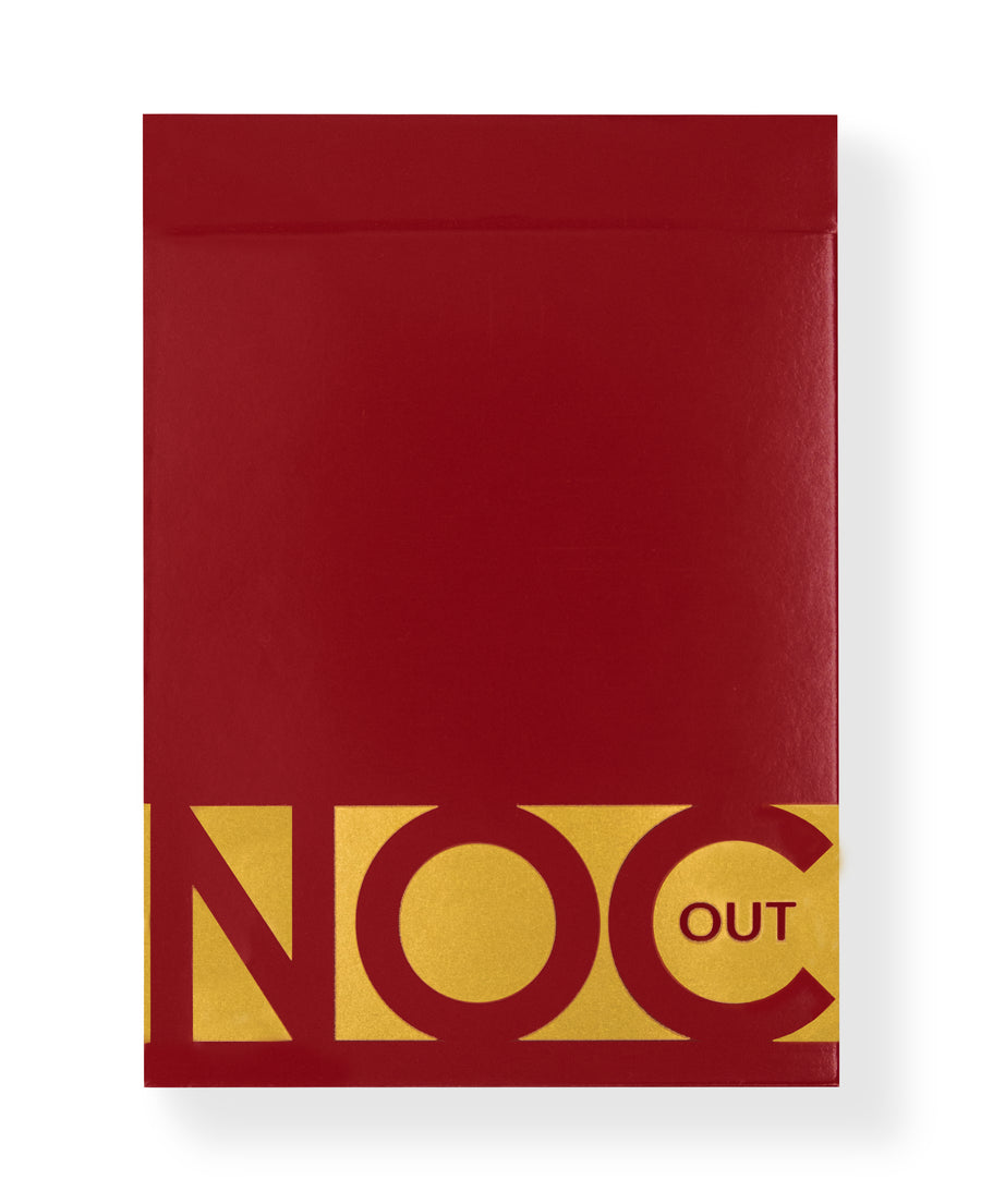 NOC Out: Red & Gold