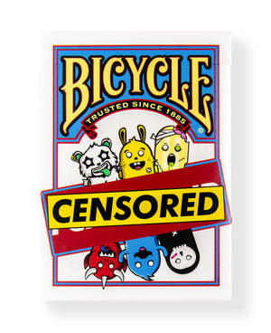 Bicycle: Censored