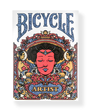 Bicycle: Artist Second Edition