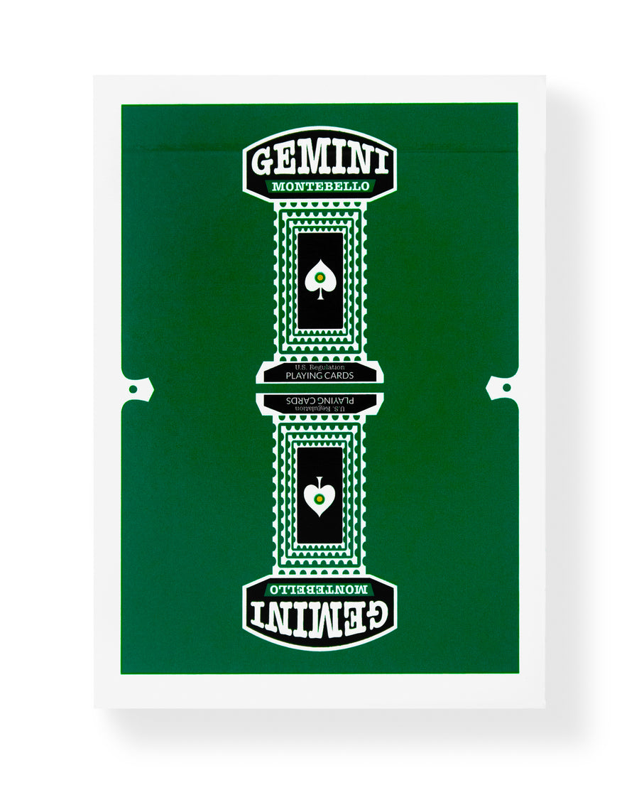 Gemini Casino: Emerald Green