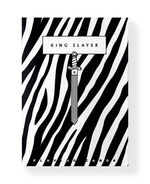 King Slayer: Zebra
