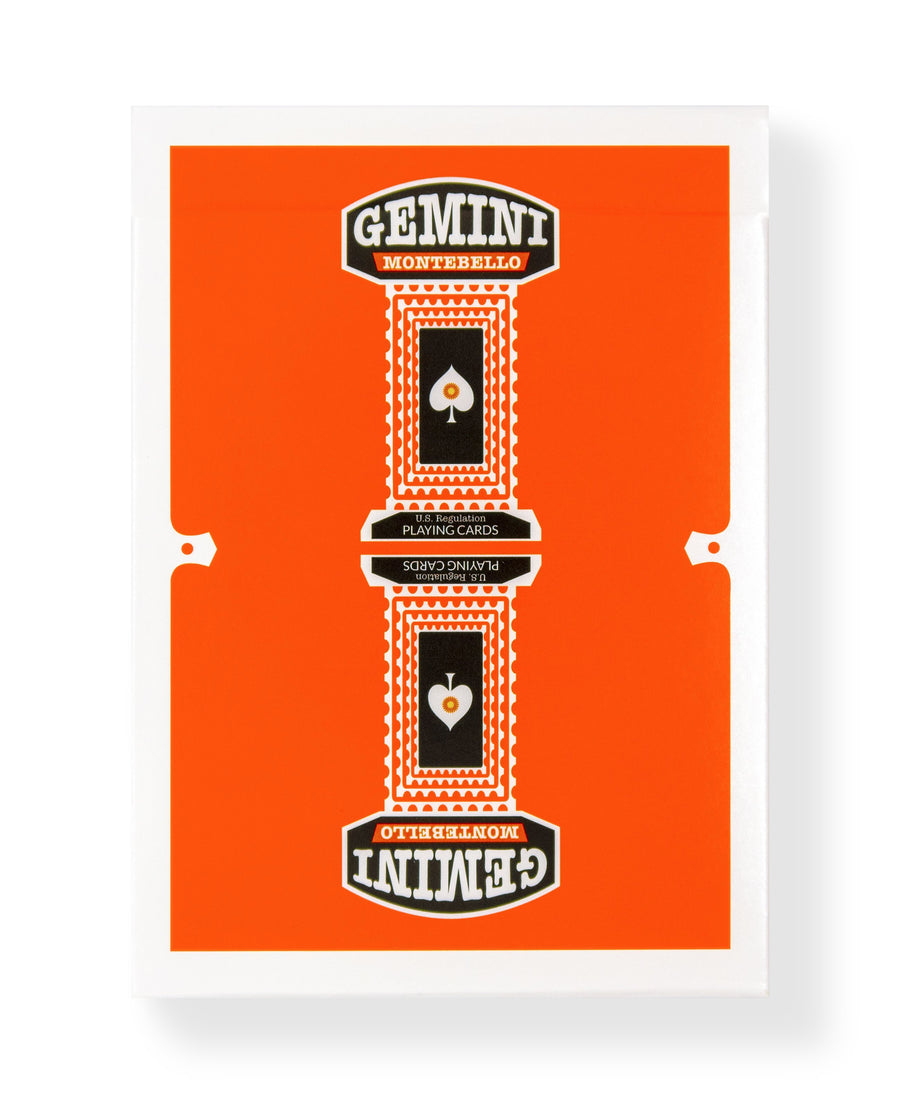 Gemini Casino: Orange