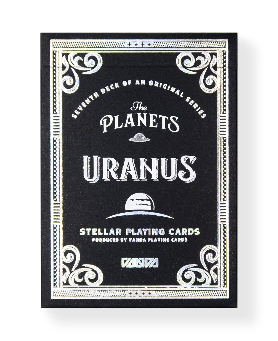 The Planets: Uranus