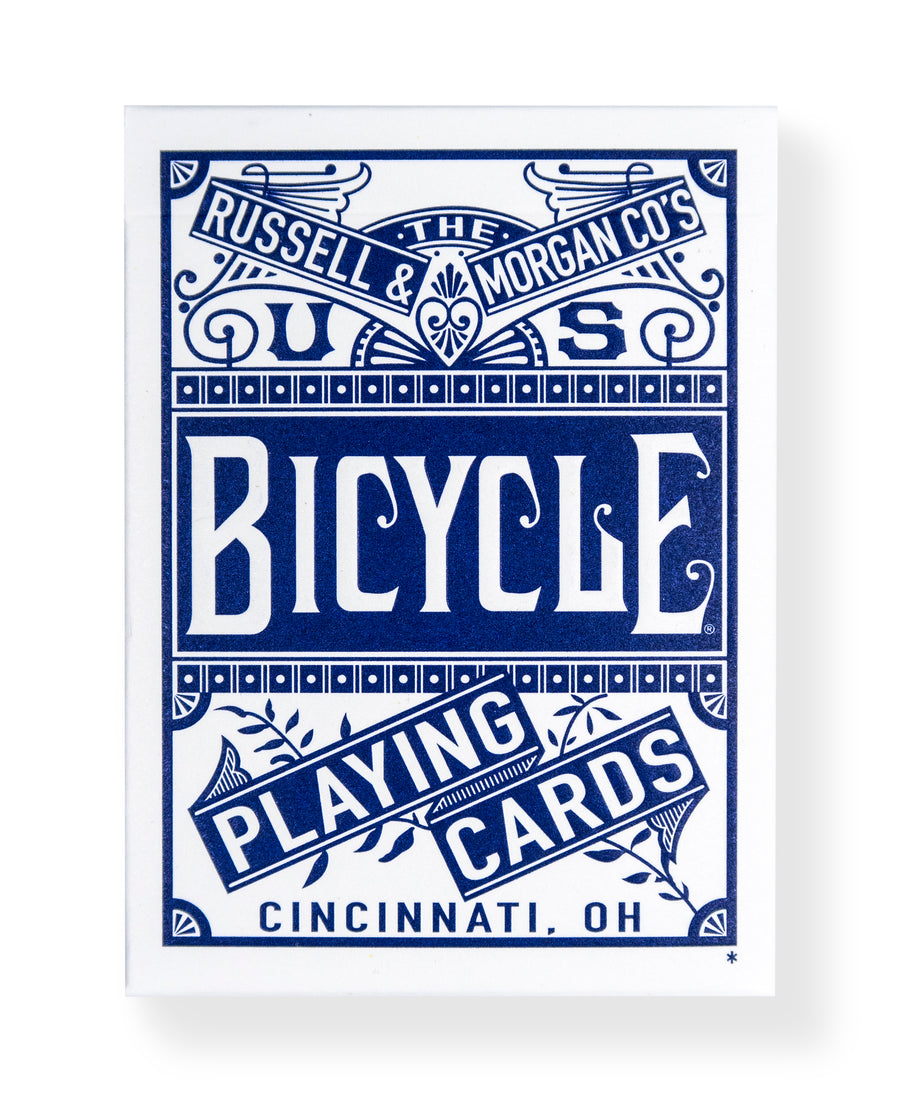 Bicycle Chainless: Blue