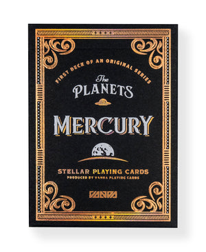 The Planets: Mercury