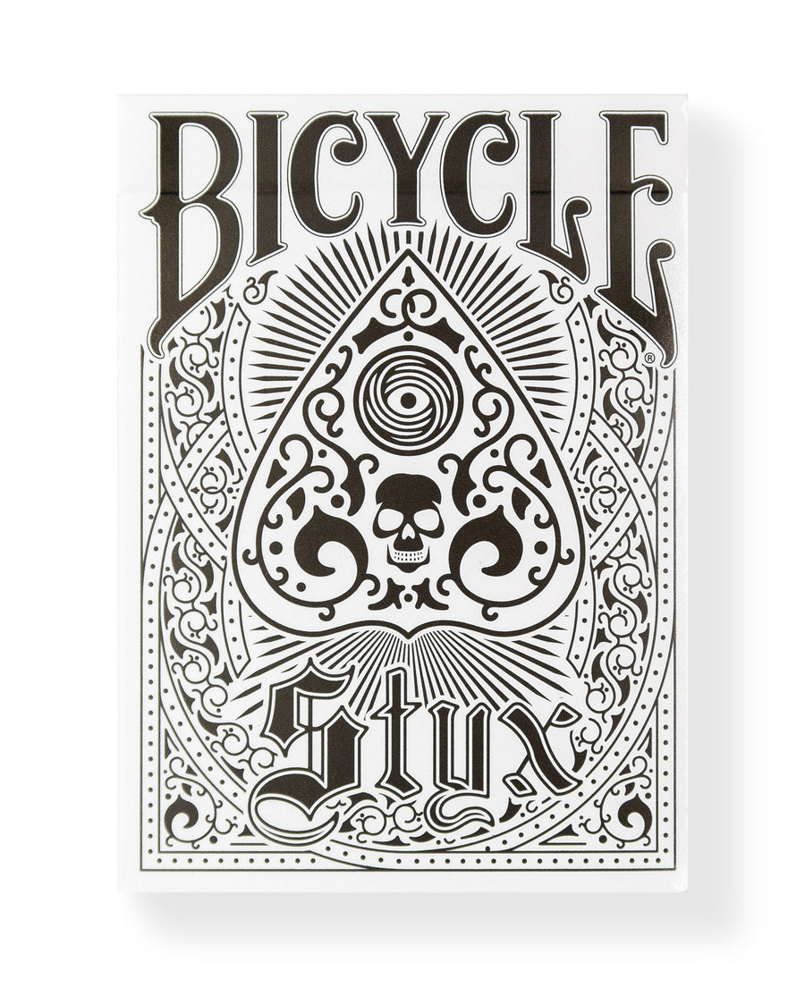 Bicycle Styx: White