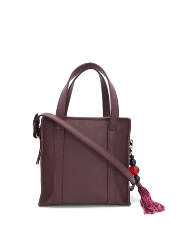 APRIY, Kotak Bag Mini, Burgundy