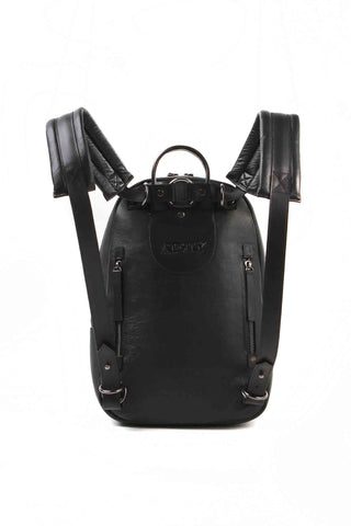 APRIY, Backpack Small Saffiano Leather - AYA Conceptstore