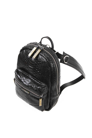 APRIY, Backpack Small Python - AYA Conceptstore