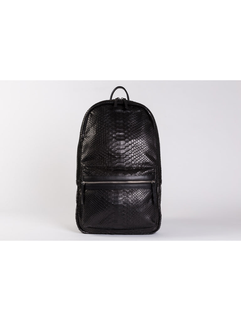 APRIY, Backpack Laptop, Black Python