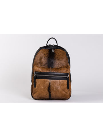 APRIY, Backpack Small, Goat Fur