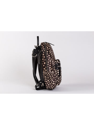 APRIY, Backpack Small Dot Ponyhair - AYA Conceptstore
