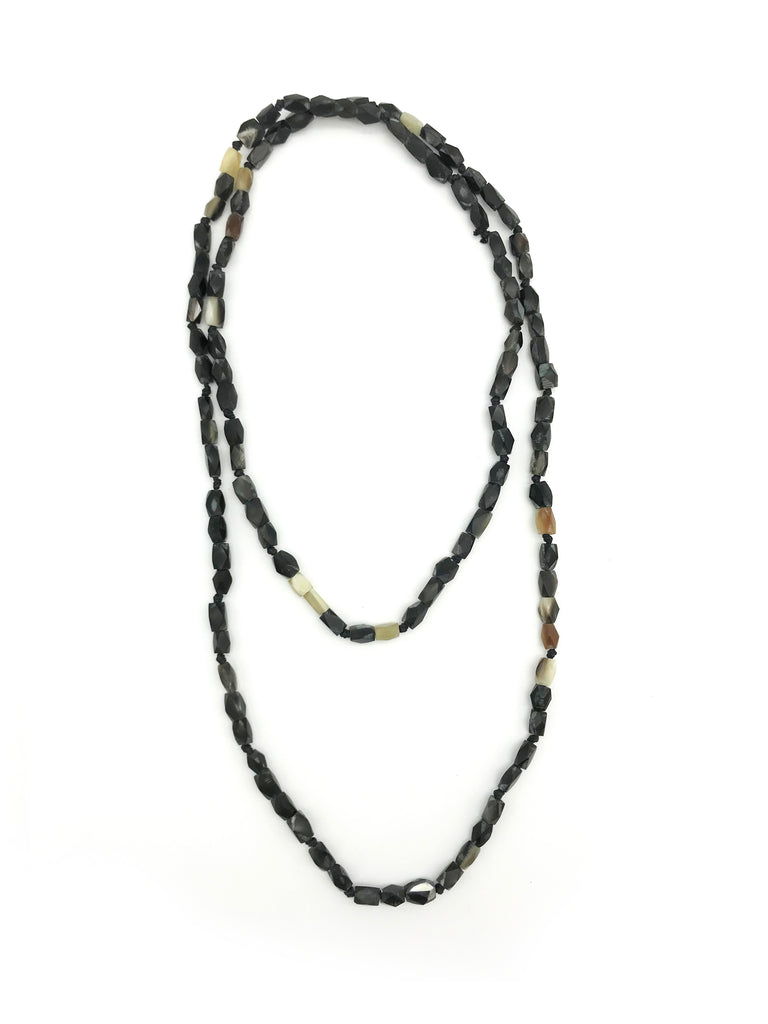 AYA By APRIY, Horn Brancusi Necklace