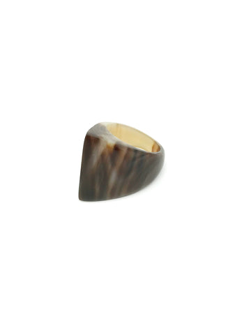 AYA Bijoux, Horn Shell Ring