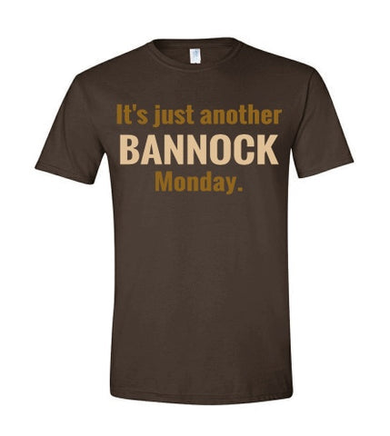 It's just another BANNOCK Monday (mens)