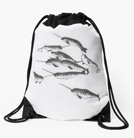 Tuugaaliit drawstring bag