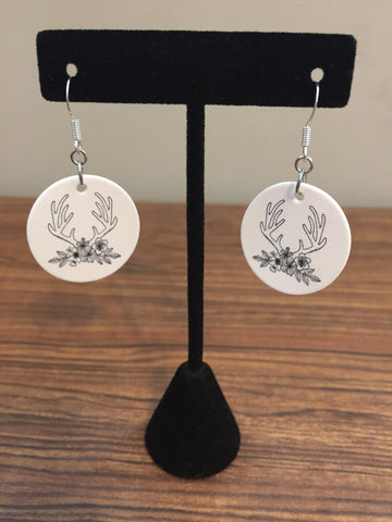 Nagjuk earrings