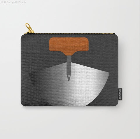 Small ULU carry-all pouch