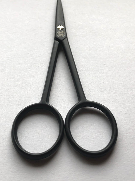 Black Teflon Embroidery Scissors