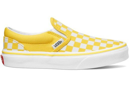 Classic Slip On Checkerboard Kids