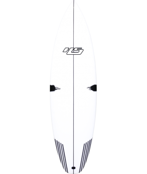 HAYDEN SHAPES - WHITE NOIZ PU COMP STINGER