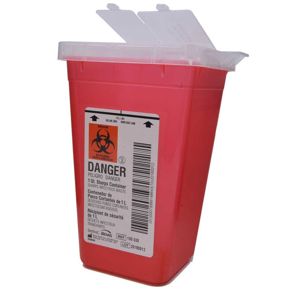 Bemis Sharps Container - 1QT
