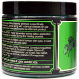 Ink-eeze Green Glide Tattoo Ointment 16oz