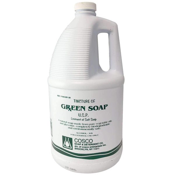 Green Soap 1 gallon Concentrated - Element Tattoo Supply