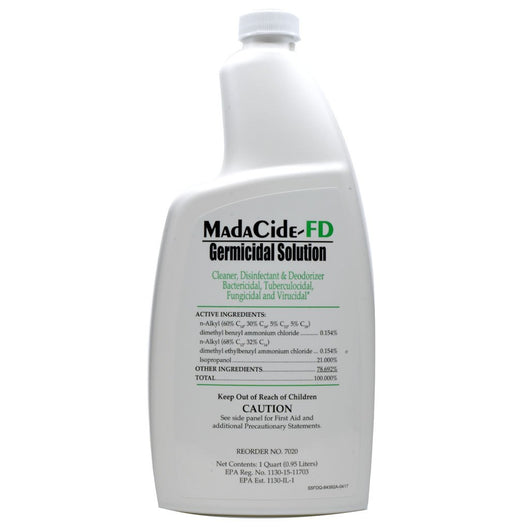 MadaCide-FD Disinfectant Cleaner Spray