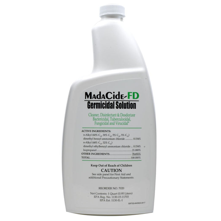 Medline Medical Supply MadaCide Disinfectant Cleaner FD Spray