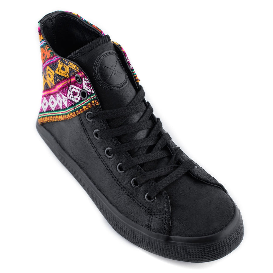 Women's Spectrum Burnished Suede High Top