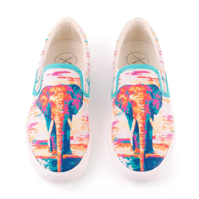 Men's Thai Elephant Slip On