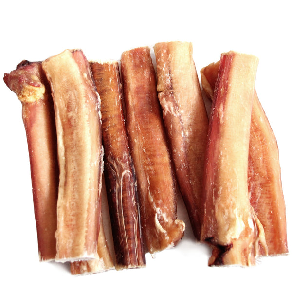 "6"" Jumbo Bully Sticks - Naturally Odor Free"