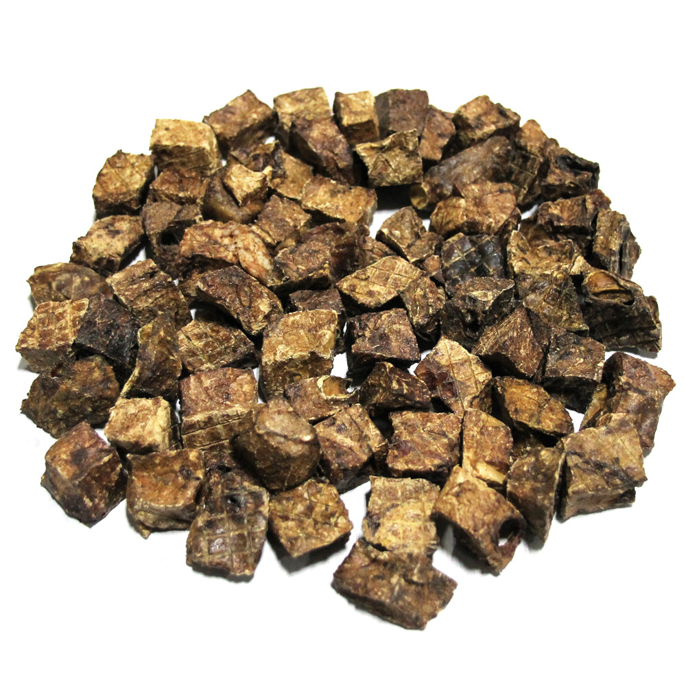 Dehydrated Beef Cubes - 4 oz