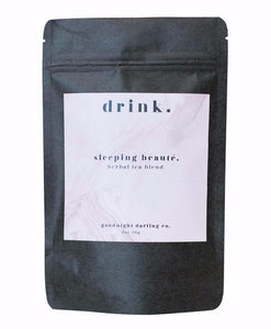 Drink - Sleeping Beauty Herbal Tea Blend