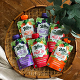 Immunity Boosting Fruit Jel, Assorted Flavors - 18 pack