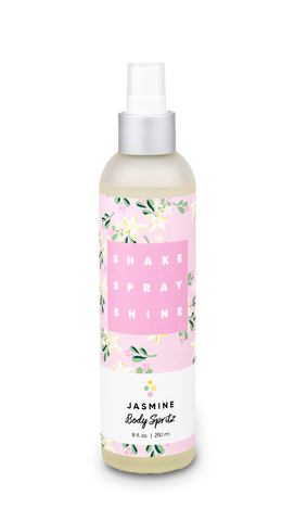 Body Spritz in Jasmine