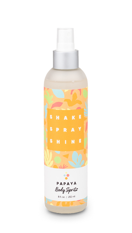 Body Spritz in Papaya